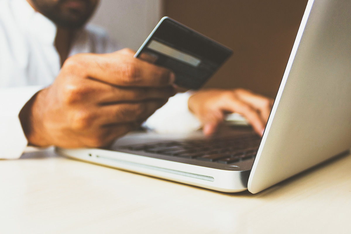 Digital transformation in online payments.